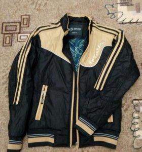 Куртка на мальчика 7-9 лет весна-осень