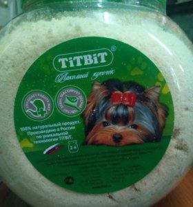 TiTBiT Мука мясокостная для собак.