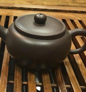 Чайник глиняный «Сяо Гуюань» 110 мл
