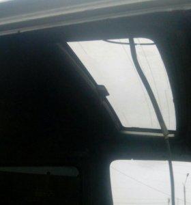 Крыша с люками на тайоту хайс