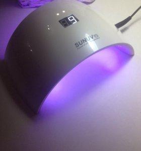 LED УФ лампа