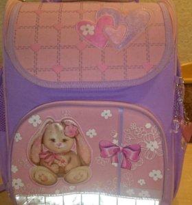 Портфель детский ( для девочек)