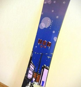 Сноуборд USD Pro 150 см