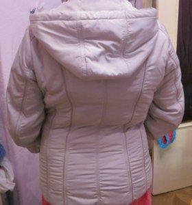 Куртка (с поясочком)