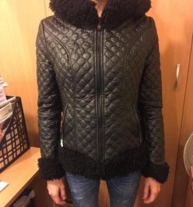 Куртка новая р.S