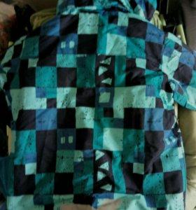 Куртка Lindex. Осенняя размер 104