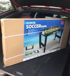 Новый Футбольный стол кикер PARTIDA ПРЕМИУМ 121.
