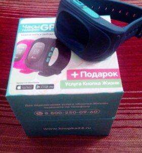 Часы-телефон с GPS K911