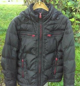 Куртка подростковая на мальчика, р.40