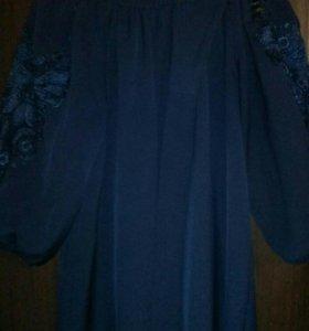 Красивые платья.
