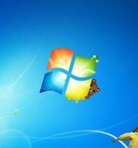 Установка Windows 7 Профессиональная