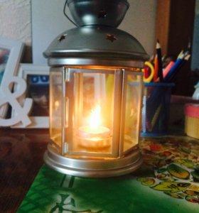 Светильник на свечки