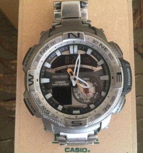 Часы CASIO PRO TREK PRG 280d