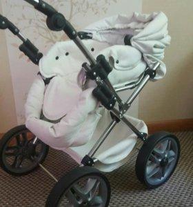 Коляска для куклы Реборн