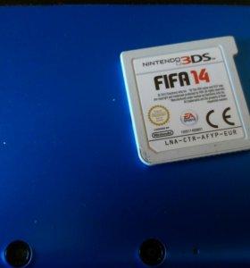 FIFA 14 на Nintendo 3DS