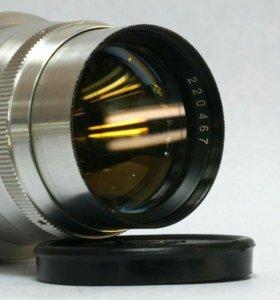 Объектив Юпитер-11 135 mm f/ 4