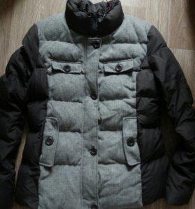 Новая тепленькая куртка.