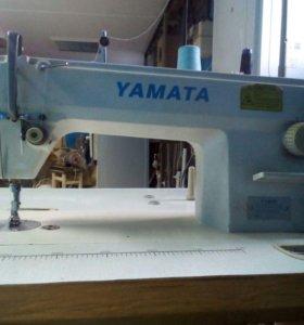 ПРОМЫШЛЕННАЯ ШВЕЙНАЯ МАШИНА YAMATA-FY-5550.