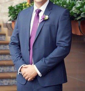 Мужской костюм (подходит на высокий рост 1.98)