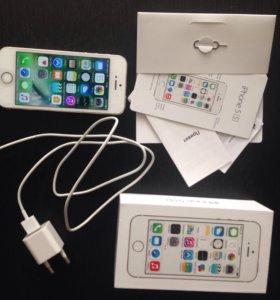iPhone 5s, 16 gb, Gold