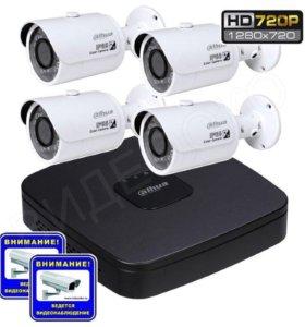 Камеры видеонаблюдения по оптовым ценам