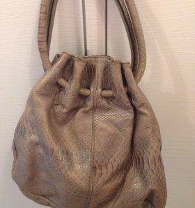 Кожаная сумка Milano Bags