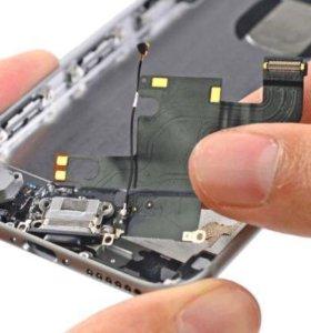 Замена разъёма зарядки IPhone 6 Plus