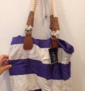 Пляжная новая сумка Incity