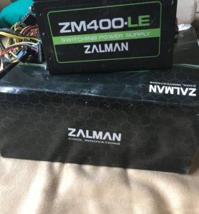 Блок питания Zm 400-le
