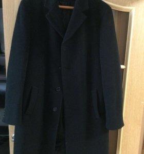 Пальто мужское шерстяное (на высокий рост)