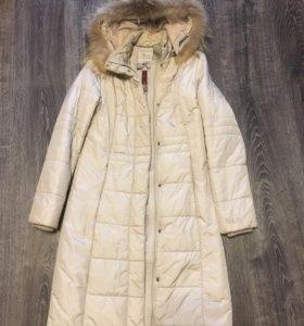 Пальто зимнее рост 165 см