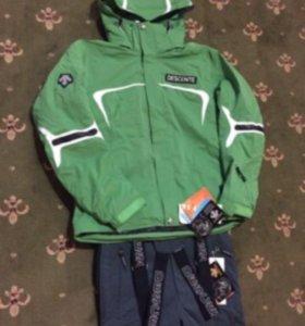 Куртки мужские DESCENTE 48-50,50-52