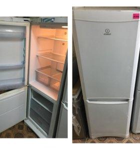 Б у Холодильник no frost ( марки indesit)
