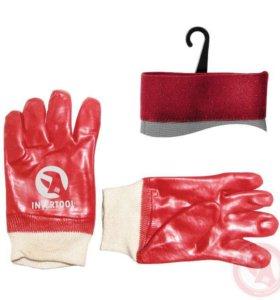 Рабочие перчатки INTERTOOL SP-0006