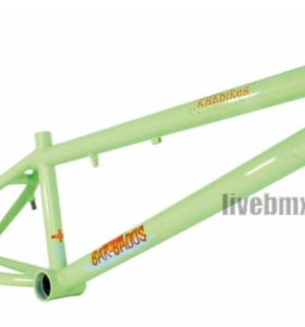 Bmx рама khe bikes
