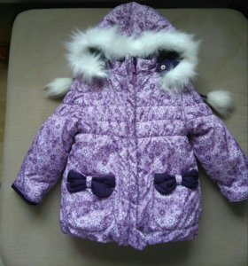 Зимний костюм р.98