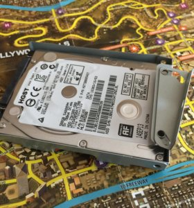 HDD для Sony PS3