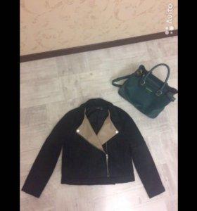 Куртка Кира пластилина