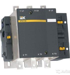 Пускатель электромагнитный КТИ-5185 185А 230В/АС3