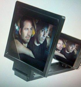 Линза-подставка для смартфонов