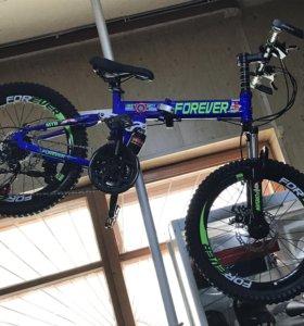 Детский велосипед Forever