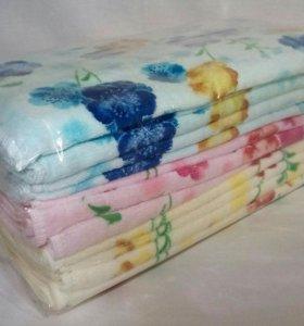 Махровые полотенца 70*30