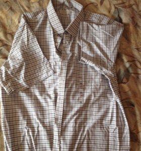 Новая рубашка размер 56-58