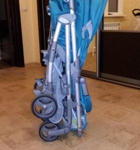 Детская прогулочная коляска Happy Baby Nicole