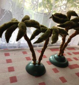 Сувенирные пальмы