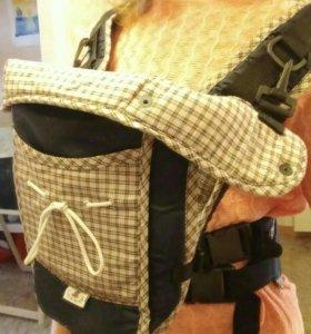 Переноска для малыша. Рюкзак-слинг