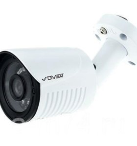 Уличная камера видеонаблюдения - 1 Mpx, AHD