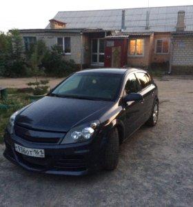 Opel Astra 1.8, MT, 2007г, хэтчбек.