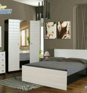 Высококачественная мебель для спален Афина мдф