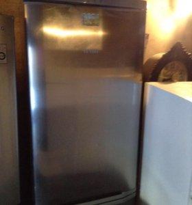 Холодильник Vestel, стальной